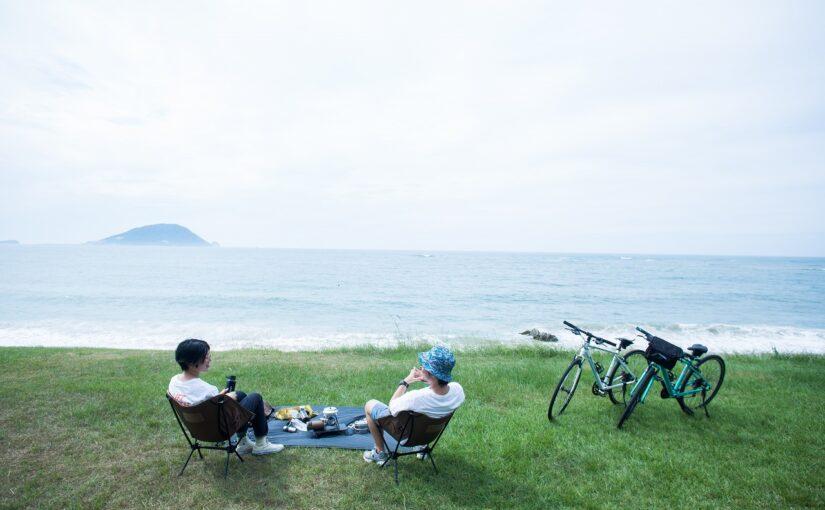 POTANIC SHIKANOSHIMA~手ぶらで楽しむサイクリング&ピクニック~